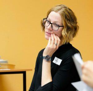 Eva Mikešová - psychologické poradenství a semináře