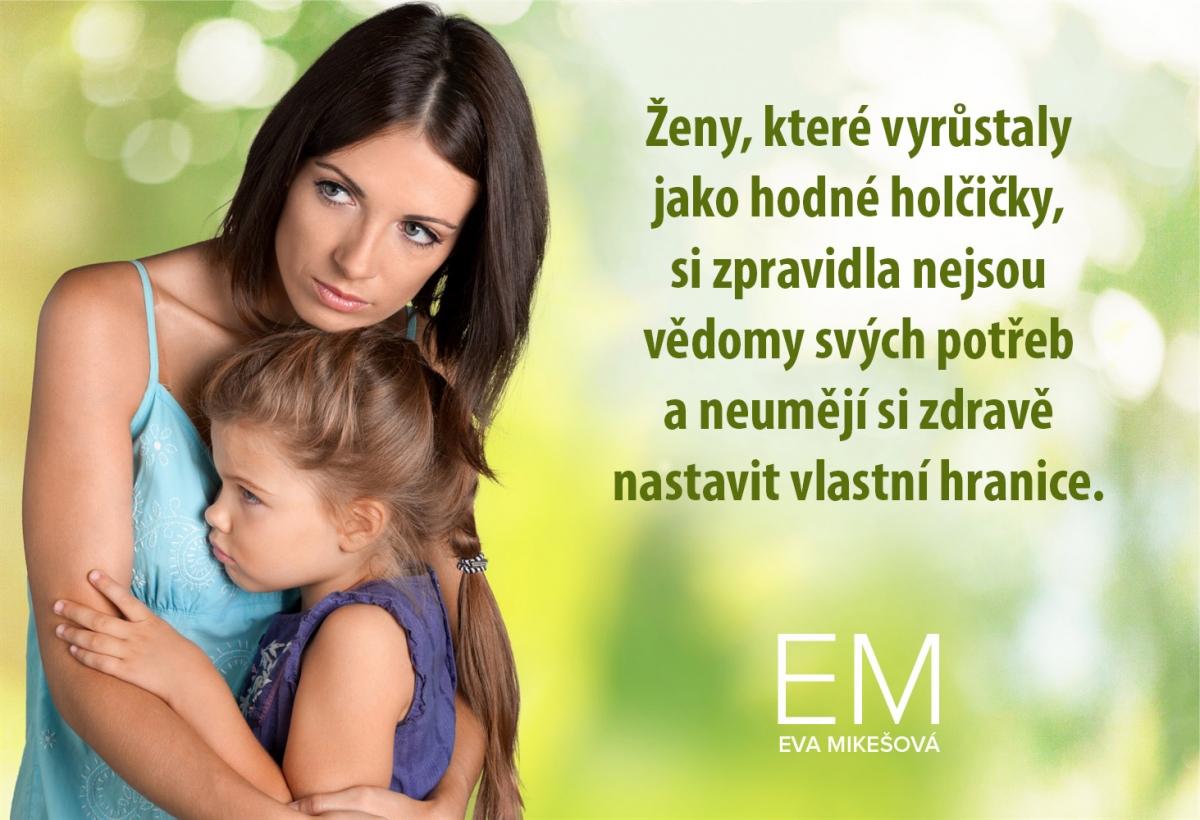 Psycholožka Plzeň | Eva Mikešová