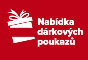 Nabídka dárkových poukazů
