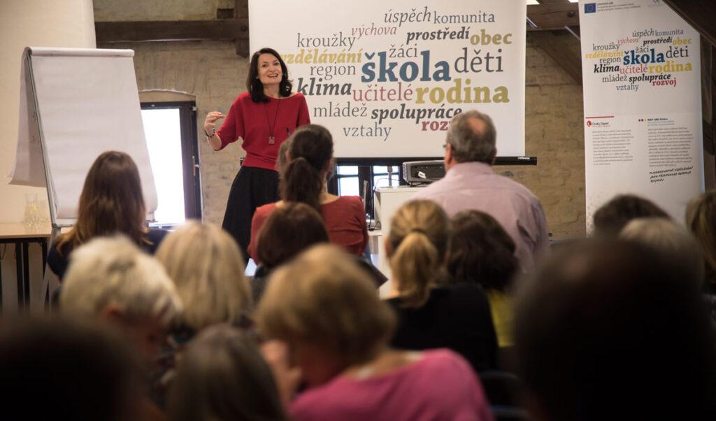 Eva Mikešová - semináře, kurzy, školení, poradenství