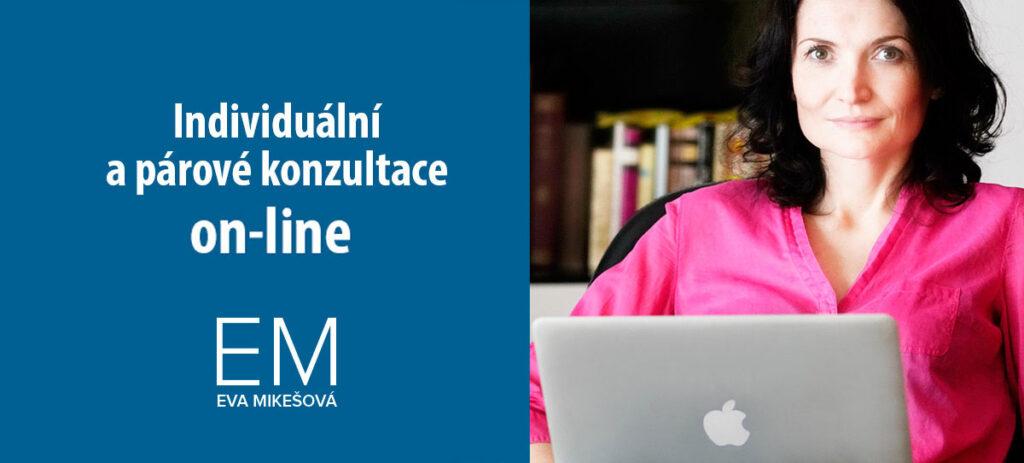 Online Eva Mikešová | psychologické poradenství
